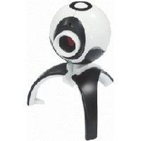 2direct LogiLink UA0050 PC Kamera WEB 640 x 480 schwarz/weiss