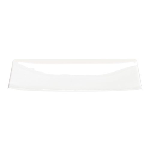 ASA à Table Teller Quadratisch, Teller, Fine Bone China, Warmes Weiß, B 17 cm, 1900013 - Quadratische Teller, China Weiße
