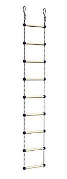 Wood Rope Ladder for Kids 230 cm - Perfect for