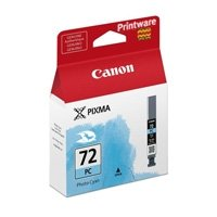 Canon Pixma Pro 10 - Original Canon 6407B001 / PGI-72PC / Tinte light Cyan - 14 ml -