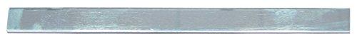 Imex El Zorro 61708 - Pletina inoxidable (40 x 8 mm)