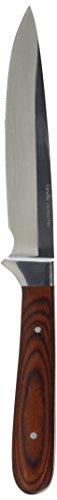 Linder 11cm, Pakkaholz Sicherheitsscheide Besteck, 11 cm