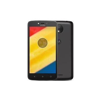 Motorola Moto C (Starry Black, 1GB RAM, 16GB Storage)