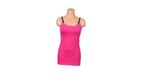 Undercover Mama T-Shirt d'allaitement Débardeur d'allaitement Rosé