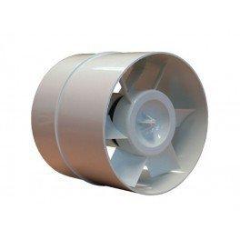Extracteur Aérateur de gaine 100mm 105 mc/h + câble