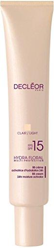 Decleor 40ml Hydra Floral Multi Protection BB Cream 24hr Moisture Activator SPF15 (Light) 40ml - 40ml Light