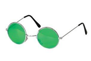Preisvergleich Produktbild Aptafêtes Mädchen Sonnenbrille mehrfarbig grün one size