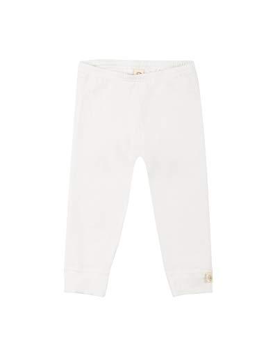 Dilling Baby Leggings aus Bio-Baumwolle Weiß 68 Baumwolle Baby-leggings