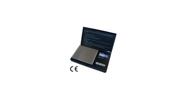 300g//0,01g MS-Schwarz Taschenwaage Feinwaage Digitalwaage Goldwaage M/ünzwaage G/&G
