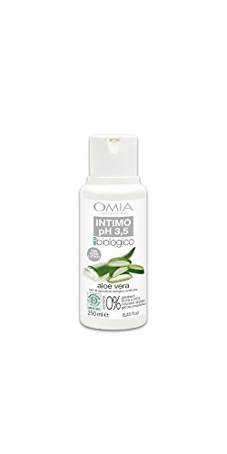 Detergente Intimo ph 3,5 Aloe Vera biologico 250 ml