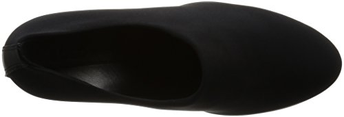 ECCO Shape 55 Plateau, Scarpe con Tacco Donna Nero (Black/black)