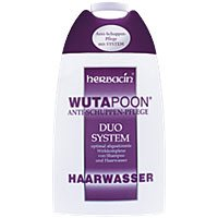 WUTAPOON Classic Haarwasser 200 ml Lösung