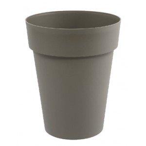 EDA Vase haut Toscane Ø 46cm - Contenance 67l - Taupe - Eda