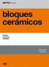 Bloques cerámicos : detalles, productos, ejemplos