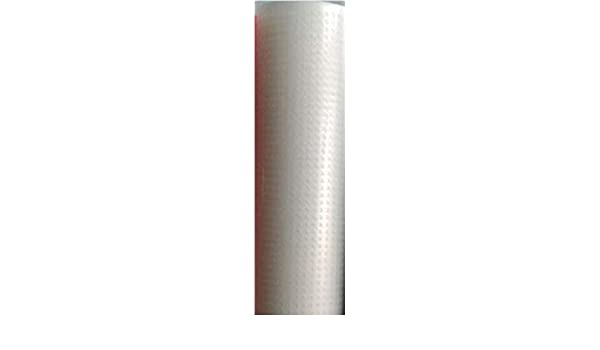 22 x 100 cm wasserl/ösliches Canvas Magic Canvas Tuch 14 Karat Kreuzstich Stoff verschwindet im Wasser DIY Handarbeit Stickerei wei/ß