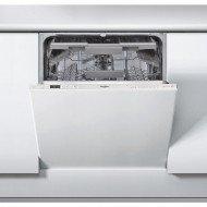 Whirlpool lavavajillas integrable wic3c26pf blanco