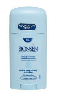 Bionsen 0% Aluminium Stick Deodorant 40ml