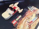 Lego Star Wars 7110 Landspeeder von 1999