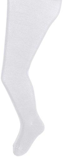 Sterntaler Baby - Mädchen Strumpfhose Strumpfhose Sterntaler Collants, Weiß (Weiss 500), 62 (Herstellergröße: 4-5 Monate) -