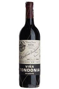 Vina Tondonia Tinto Reserva, R. Lopez De Heredia (caja De 6)