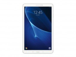 Samsung Galaxy Tab A SM-T580 - Tablet Octa-Core 1.6GHz, 2GB RAM, 8MP/2MP, Wi-Fi, 32GB eMMC, Android 6.0, Blanco