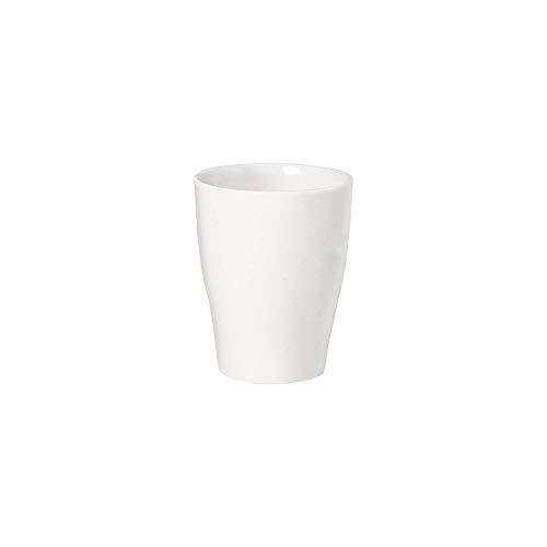 Villeroy & Boch Coffee Passion Kaffeebecher, 380 ml, Premium Porzellan, Weiß