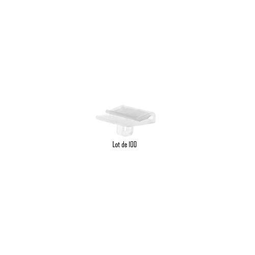 Clip für Falsche Decken, Parallel, 100 Stück -