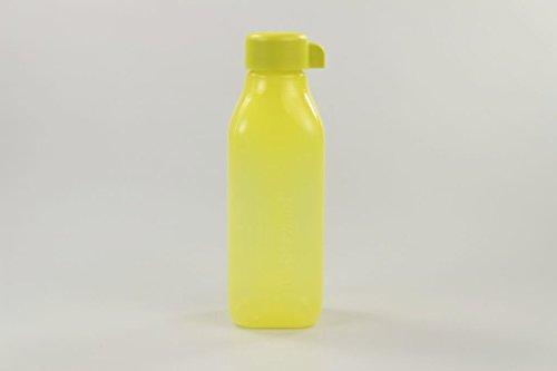 TUPPERWARE Ecobottiglia quadrati da 500 ml calce 28239
