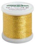 Madeira Garne 1000m Metallic Nr. 120 - Farbe: 326 - gold - Beilaufgarn