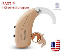 SIGNIA/Siemens Fast-P BTE Hearing Aid  available at amazon for Rs.4444