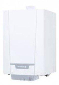 Chaudière murale gaz naturel PMCX EMC-MI 30/35 condensation DE DIETRICH chauffage 30 KW et production d'eau chaude 35 KW raccordement ventouse / Chaudière livrée complète prête à poser