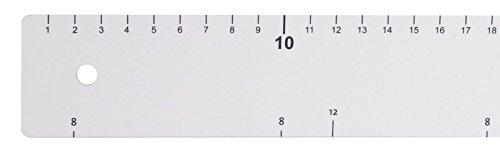 Bouilloire Spatule en plastique ABS Ivoire/Longueur : 19,5 cm, largeur : 15 cm | erk