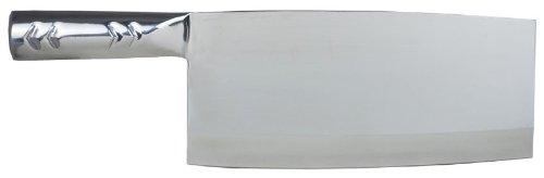 Dolomiten Inox 20,3 cm Deluxe Classique Chinois Couteau à trancher Extra Large Profil Lame