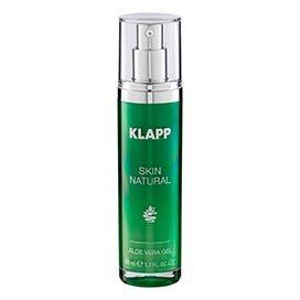 Aloe Vera Gel Skin Natural Klapp