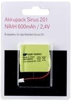 T-Mobile Sinus A 201 NiMH Akku (600mAh, 2,4V)