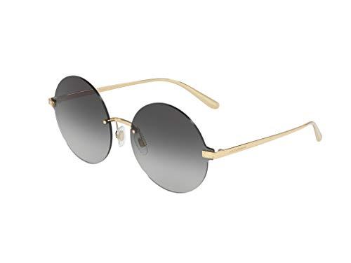 Ray-Ban Damen 0DG2228 Sonnenbrille, Pink (Gold), 40.0