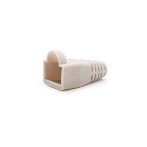 NANOCABLE 10.21.0301-OEM - Funda para Conector de Cable de Red Ethernet RJ45,...