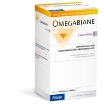 Pileje Omegabiane Cameline 100 Capsules