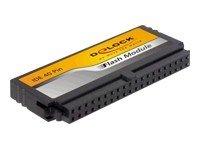 DeLock IDE Flash Modul 40Pin 512MB Vert -