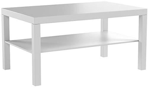 Ikea Lack -Couchtisch weiß - 118x78 cm