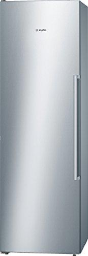 Bosch KSF36PI40 Serie 8 Stand-Kühlautomat / A+++ / 300 l / Edelstahl / 90 W / Akustischer Türalarm