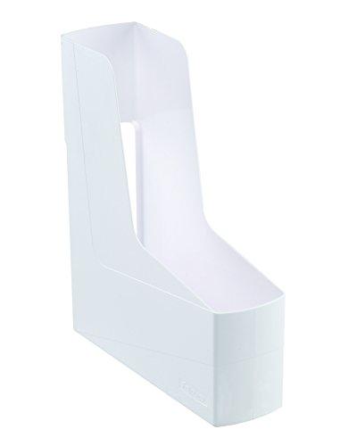 Fellowes 0017101 portariviste green2desk, bianco