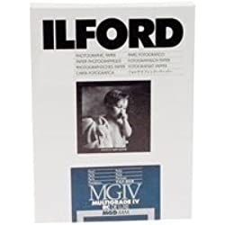 Ilford 1770867 Papier Photo 8,9 x 12,7 cm 100 feuilles