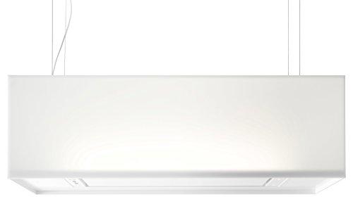 Nowy 7520Insel weiß B Dunstabzugshaube-Hauben (Rückgewinnung, B, A, C, 815M³/h, 39dB)