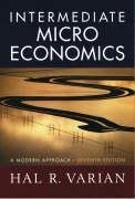 Intermediate Microeconomics: A Modern Approach por Hal R. Varian