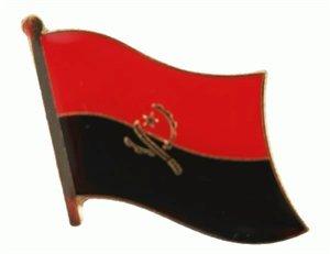 Yantec drapeau angola flaggenpin broches
