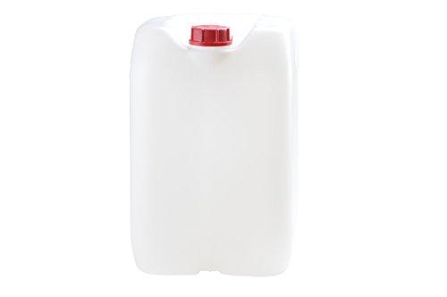 Preisvergleich Produktbild Industrie-Kanister 30 Liter mit Verschluss, natur