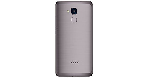 Honor 7 Lite SIM doble 4G 16GB Negro  Gris - Smartphone  13 2 cm  5 2    16 GB  13 MP  Android  6 0  Negro  Gris