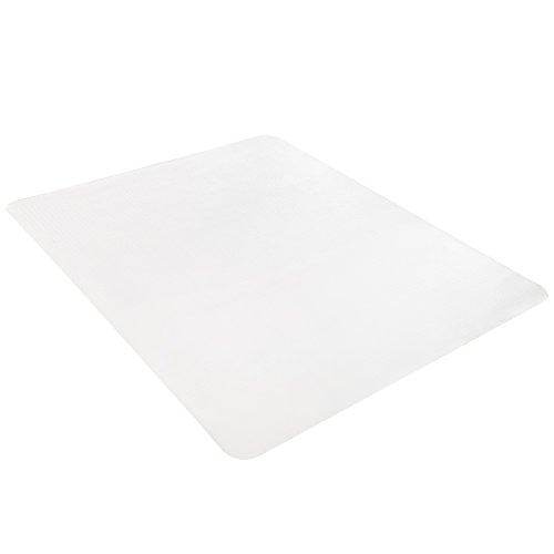 [neu.haus] Alfombra protectora de suelo (120 x 180 cm)(semitransparente) para suelos duros de todo tipo / estera para silla / Evita arañazos / Protector de suelo