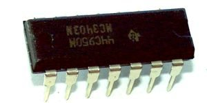 IC, OP-AMP QUAD LOW DISTORTION DIP14 BPSCA MC3403N - SCMC3403N Di Best Price Square - Op Quad